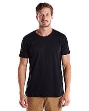 US Blanks US200OR Men Short-Sleeve Organic Crewneck T-Shirt at GotApparel