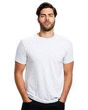 US Blanks US2229 Men 4.9 oz Short-Sleeve Made in USA Triblend T-Shirt at GotApparel