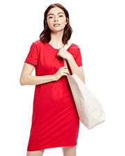 US Blanks US224 Large Canvas Shopper Tote at GotApparel