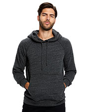 US Blanks US8899 Unisex Long-Sleeve Pullover Hoodie at GotApparel