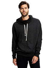 US Blanks US897 Unisex 8 oz French Terry Snorkel Pullover Sweatshirt at GotApparel