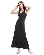US Blanks US976 Women 4.9 oz Triblend Racerback Dress at GotApparel
