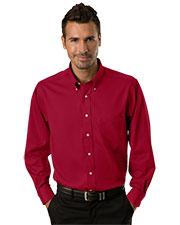 Van Heusen VANH0521 Men Easy-Care Dress Twill Shirt at GotApparel