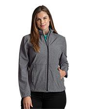 Greg Norman WNS8J050 Women 's Windbreaker Stretch Jacket at GotApparel