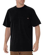 Dickies WS436T Men Tall Short-Sleeve Pocket T-Shirt at GotApparel
