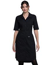 Cherokee Workwear WW500 Women Button Front Dress   at GotApparel
