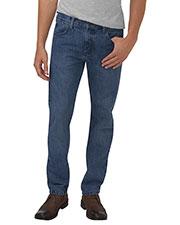 Dickies XD710 Men X-Series Slim Fit Straight-Leg 5-Pocket Denim Jean Pant at GotApparel