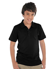 Youth Polo Short Sleeve at GotApparel