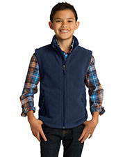 Port Authority Y219 Boys Value Fleece Vest at GotApparel