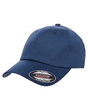 Flexfit Y6745 Unisex Cotton Twill Dad Cap at GotApparel