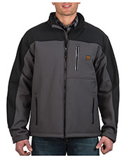 Walls Outdoor YJ342 Men Storm Protector Sherpa Lined Jacket at GotApparel