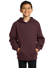 Sport-Tek® YST254 Boys Pullover Hooded Sweatshirt at GotApparel