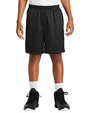 Sport-Tek® YST510 Boys PosiCharge®   Classic Mesh Short at GotApparel