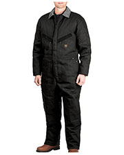 Walls Outdoor YV318T Men Tall Zero-Zone Duck Insulated Coverall at GotApparel