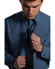 Edwards ZT00 Men Zipper Tie at GotApparel