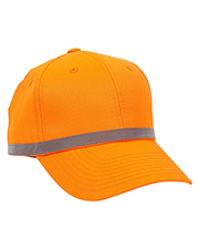 Outdoor Cap ANSI-100  Ansi Certified Solid Back Cap at GotApparel
