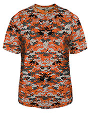 Badger B2180 Boys Youth Short-Sleeve Sublimated Digital Tee at GotApparel