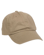 Outdoor Cap BCT-662  Brushed Twill Solid Back Cap at GotApparel