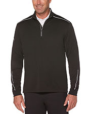 Callaway CGM540 Men 's 1/4 Zip Water Repellent Pullover at GotApparel