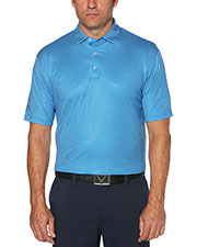 Callaway CGM740 Men 's Gingham Polo at GotApparel