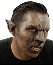Halloween Costumes CSWO654 Men Wolf Kit Nose Forehead at GotApparel