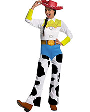 Halloween Costumes DG11374B Women Toy Story Jessie Med Cls at GotApparel