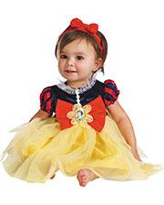 Halloween Costumes DG44974V Infants Snow White  6-12 Months at GotApparel