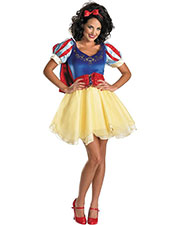 Halloween Costumes DG50492N Women Snow White Sassy 4-6 at GotApparel