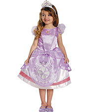 Halloween Costumes DG56722M Infants Sofia Deluxe 3t-4t at GotApparel