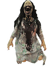 Halloween Costumes DU2630 Unisex Wretched Animated Prop at GotApparel