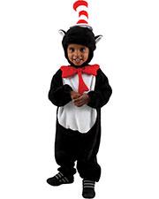 Halloween Costumes EL43402 Unisex Cat In Hat Infants 12-18 Mos at GotApparel