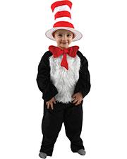 Halloween Costumes EL43403 Infants Cat In Hat 2t-4t at GotApparel