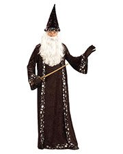 Halloween Costumes FM59474 Men Morris  Wizard Hat And Robe at GotApparel