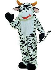 Halloween Costumes FM61671 Men Moo Cow Mascot at GotApparel
