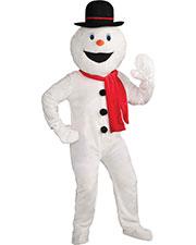 Halloween Costumes FM64987 Men Snowman Mascot at GotApparel