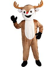 Halloween Costumes FM64988 Men Reindeer Mascot at GotApparel