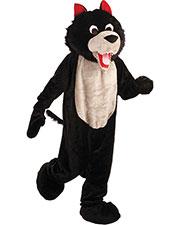 Halloween Costumes FM65610 Men Wolf Mascot at GotApparel