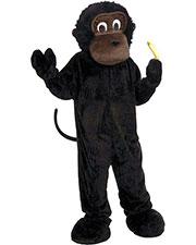 Halloween Costumes FM65611 Men Gorilla/Monkey Mascot at GotApparel