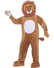 Halloween Costumes FM67720 Boys Leo The Lion Mascot at GotApparel