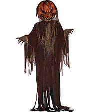 Halloween Costumes FM68688 Unisex Morris  Scary Pumpkin Prop 12 Ft at GotApparel