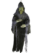 Halloween Costumes FM75396 Unisex Witch 6 Ft Poly Foam Prop at GotApparel