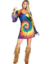 Halloween Costumes FW124844ML Women Groovy Gal 10-14 at GotApparel