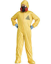 Halloween Costumes FW131672LG Girls Hazmat Suit 12-14 at GotApparel