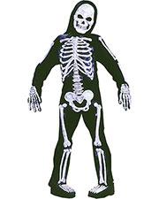 Halloween Costumes FW8736MD Boys Skelebones Child Medium at GotApparel