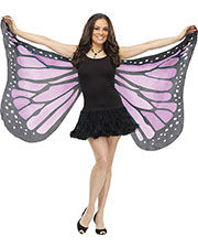 Halloween Costumes FW90563OC Women Wings Soft Butterfly Adult Orch at GotApparel