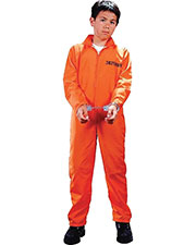 Halloween Costumes FW9734LG Boys Got Busted Cost Child Lrg at GotApparel