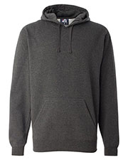 J America J8824 Men Premium Hooded Sweatshirt at GotApparel