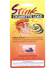 Halloween Costumes KA50 Unisex Stink Cigarette Load at GotApparel