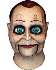 Halloween Costumes MAELUS101 Unisex Dead Silence Billy Puppet Mask at GotApparel