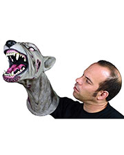 Halloween Costumes MAJD105 Unisex Zombie Dog Arm Puppet at GotApparel